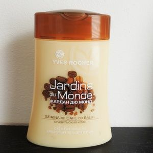 Yves Rocher Coffee Bean Shower Creme
